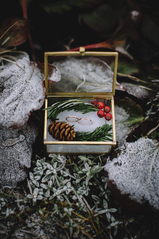 Mariage d'hiver avant Noël de Daphne et Vincent (blog La mode et la ville) – …   – Mode & the City