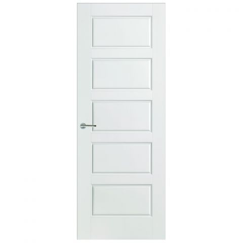 Premdor Moulded 5 Panel Smooth Internal Door Next Day Delivery