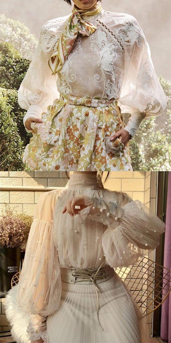 Fashion Blouses #designofblouse