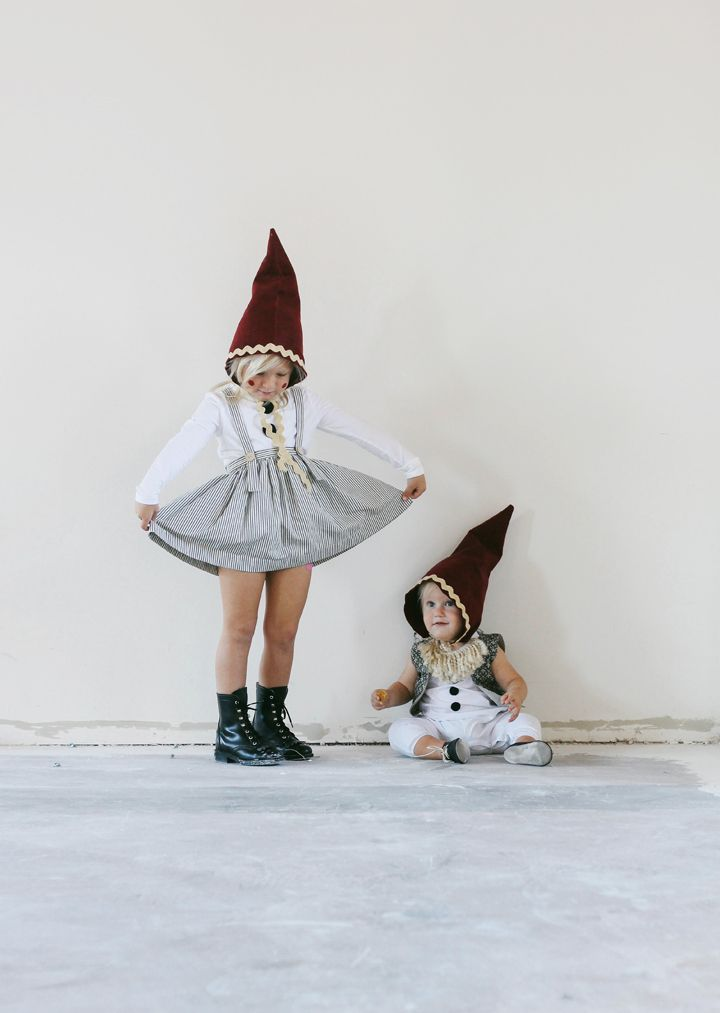 gnome costume halloween zwerg kost m fasching kita. Black Bedroom Furniture Sets. Home Design Ideas