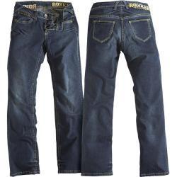 Rokker The Lady Jeans Blau 26 Rokker
