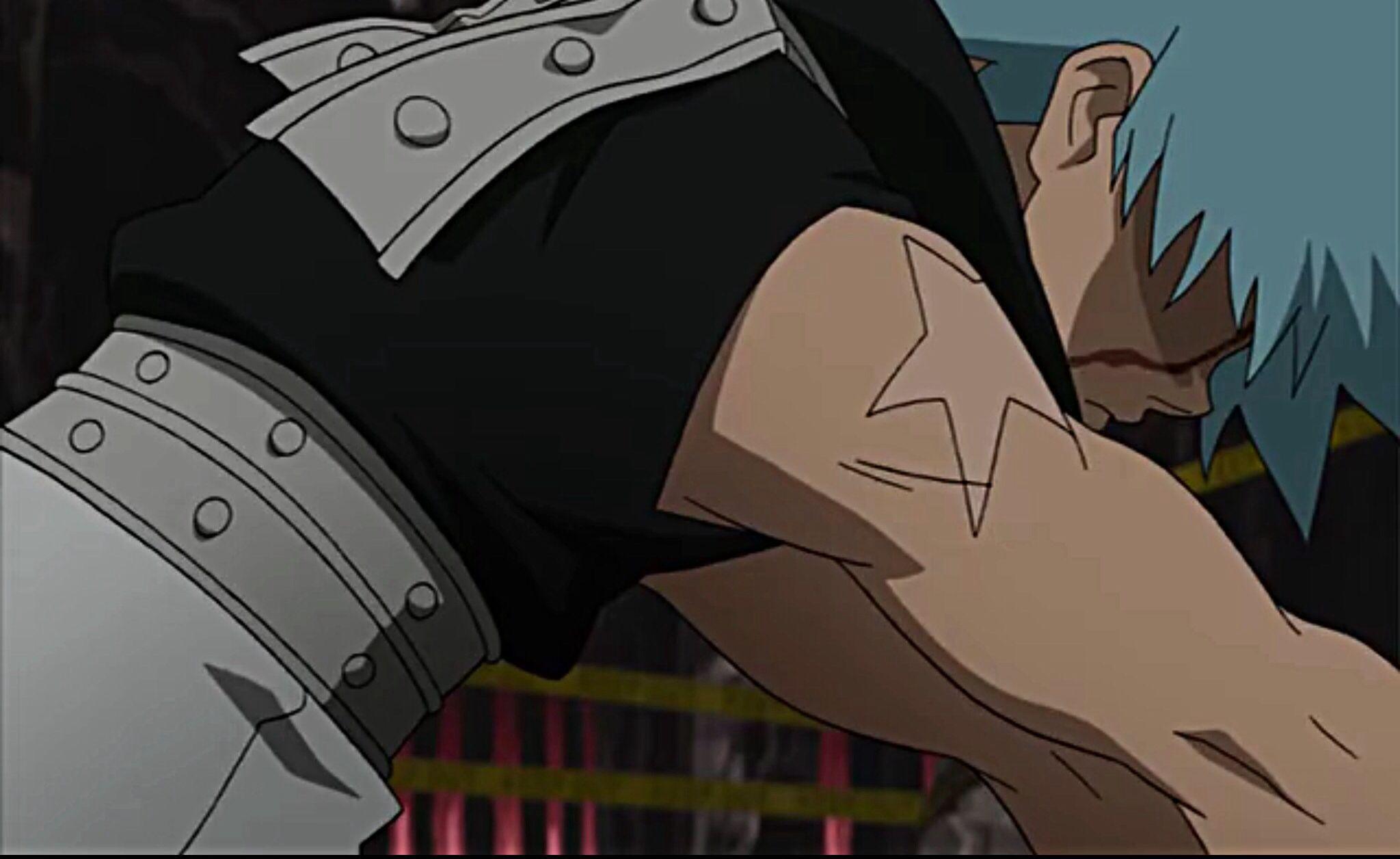 Black Star Anime, Favorite character, Black star