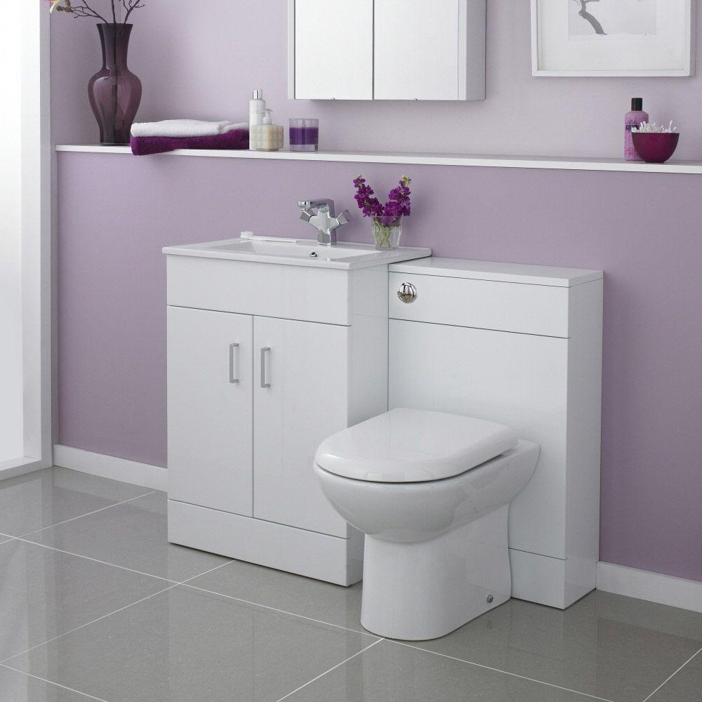 Bathroom vanity unit cloakroom suite bath rugs u vanities