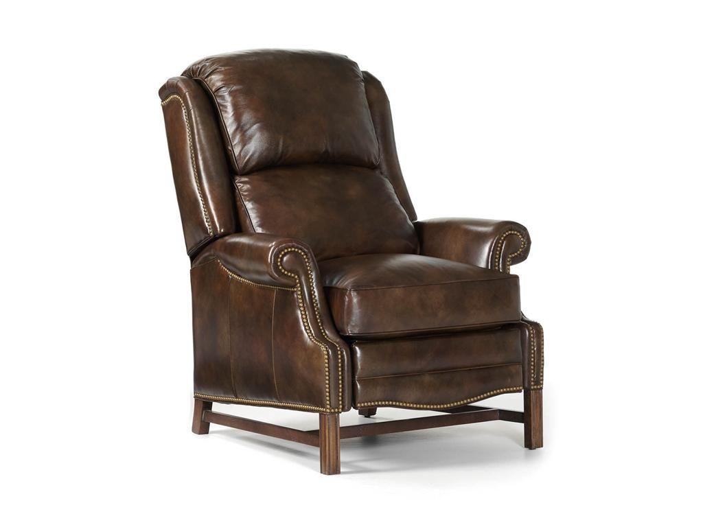 Hancock And Moore Living Room Sadler High Leg Recliner 1044