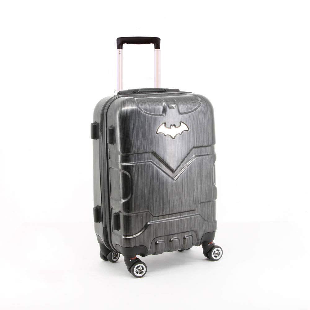 Karactermania Batman Batsignal-ABS Trolley Suitcase (Small) Hand Luggage 29a7e6ed9b810