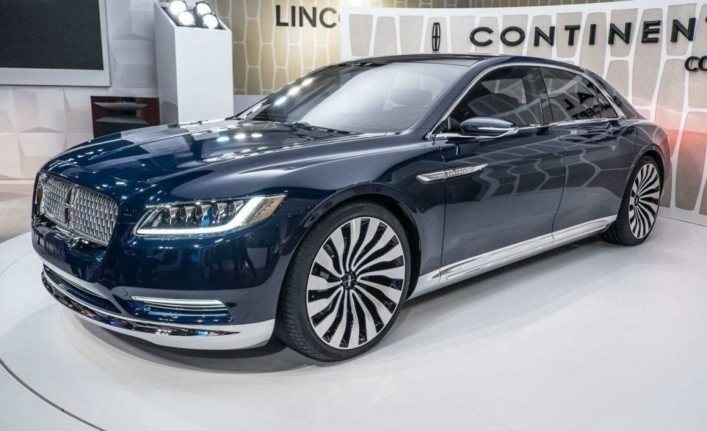 2020 Lincoln Town Car Specs Price News And Release Date In 2020