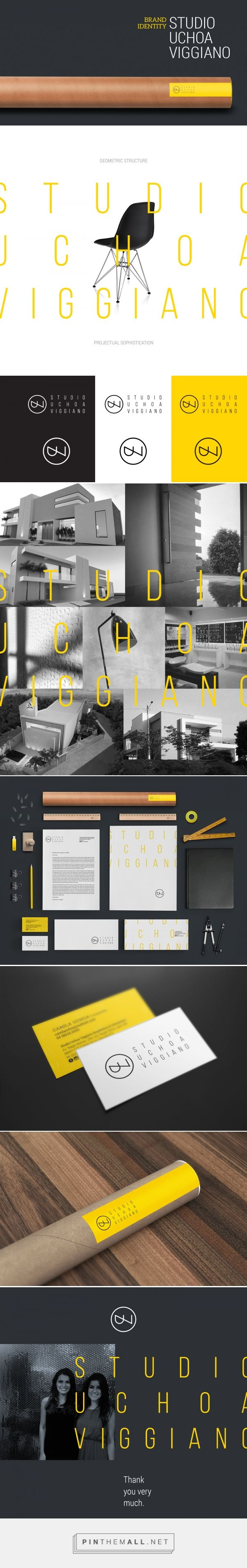 Studio Uchoa Viggiano Architecture Branding by Johnny