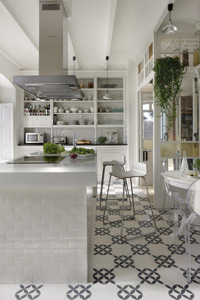 Estética de mansión antigua para vivienda moderna | Pinterest ...