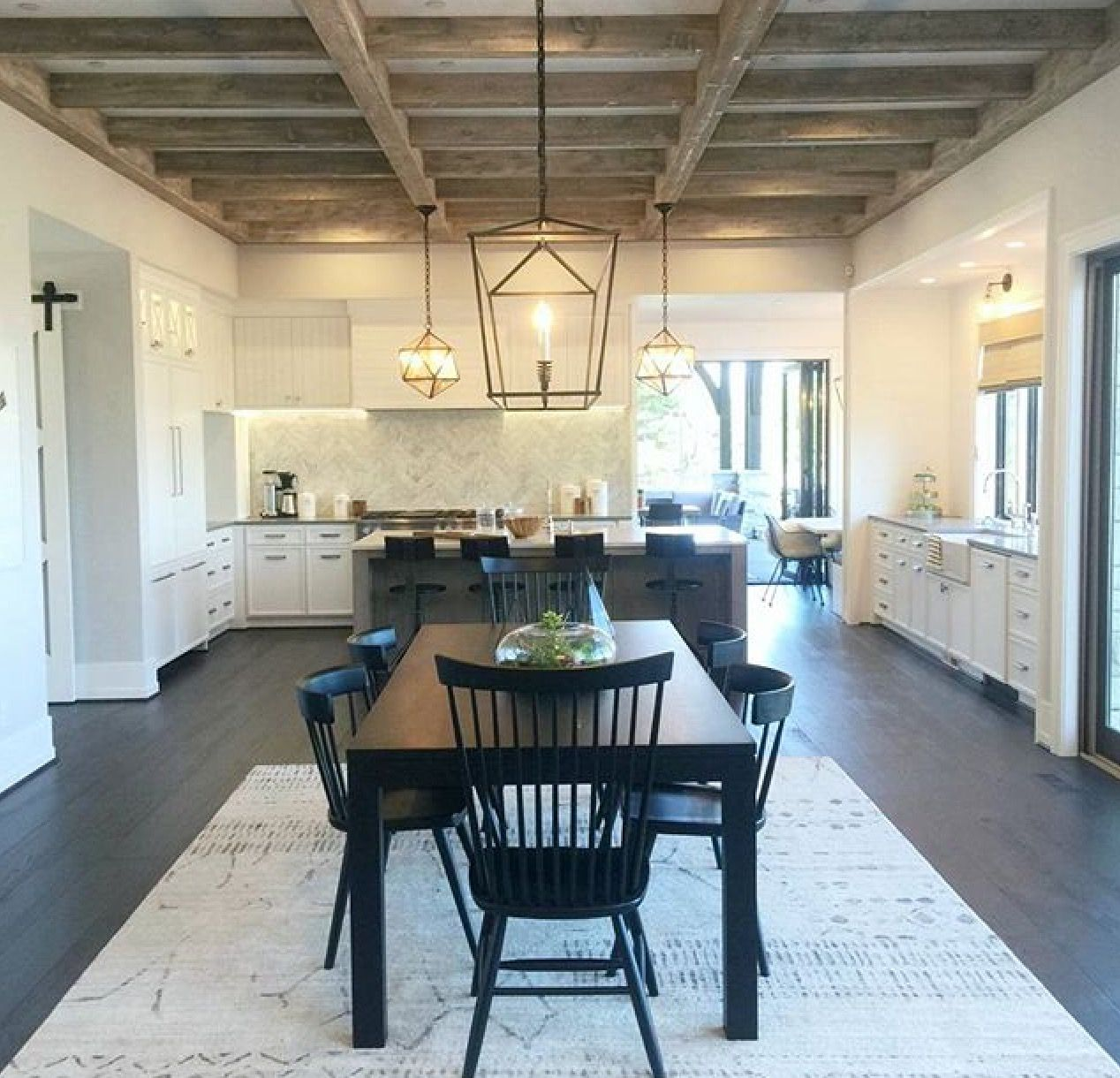 Touring a Modern French Country House - Petite Haus