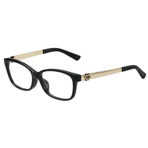 gucci optical frames. gucci gg 3798/f asian fit anw eyeglasses (2.070.250 idr) ❤ optical frames 3