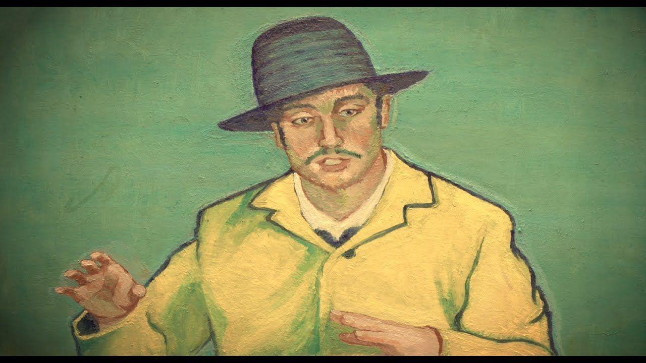 Pin By Paruety On Rotoscope Pinterest Van Gogh Painting And Art