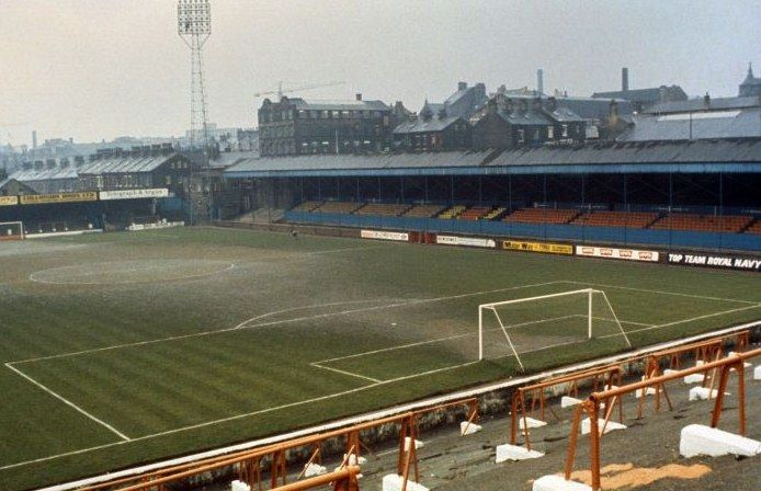 Valley Parade 70's