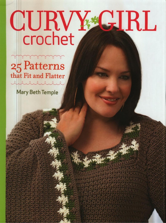ISSUU - Curvy Girl Crochet 25 Patterns that Fit and Flatter by Lyubasha Rudina