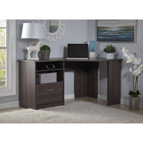 Bush Cabot Corner Computer Desk   Desks At Hayneedle
