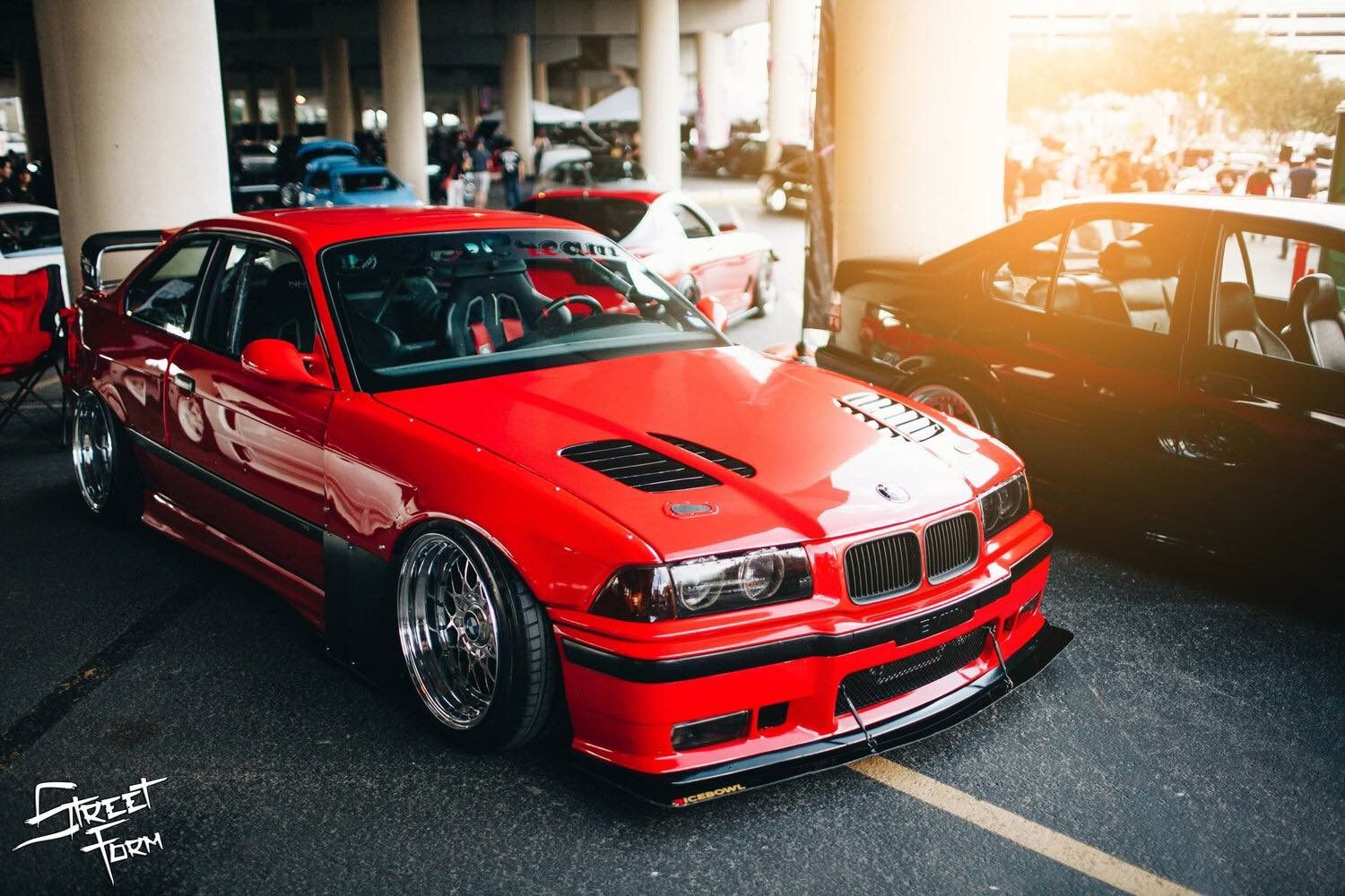 Bmw M3 E36 Stance Slammed Modified With Images Custom Bmw