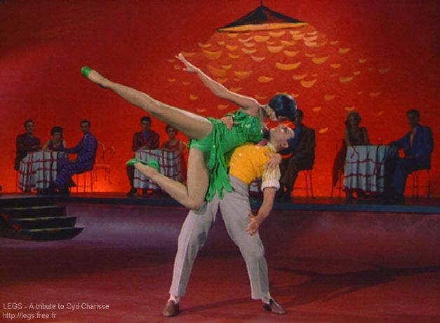 Image result for cyd charisse in broadway ballet