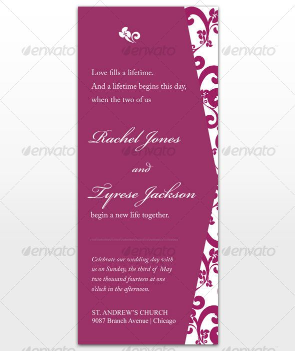 Pin By Best Graphic Design On Wedding Invitation Templates