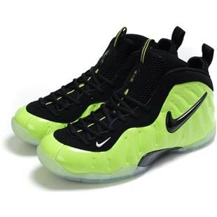 best sneakers c525c 07835 Nike Air Foamposite Pro Electric Green