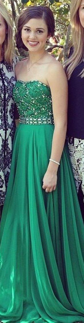 Sadie Robertson\'s dress. GORGEOUS   dresses   Pinterest   Uk prom ...