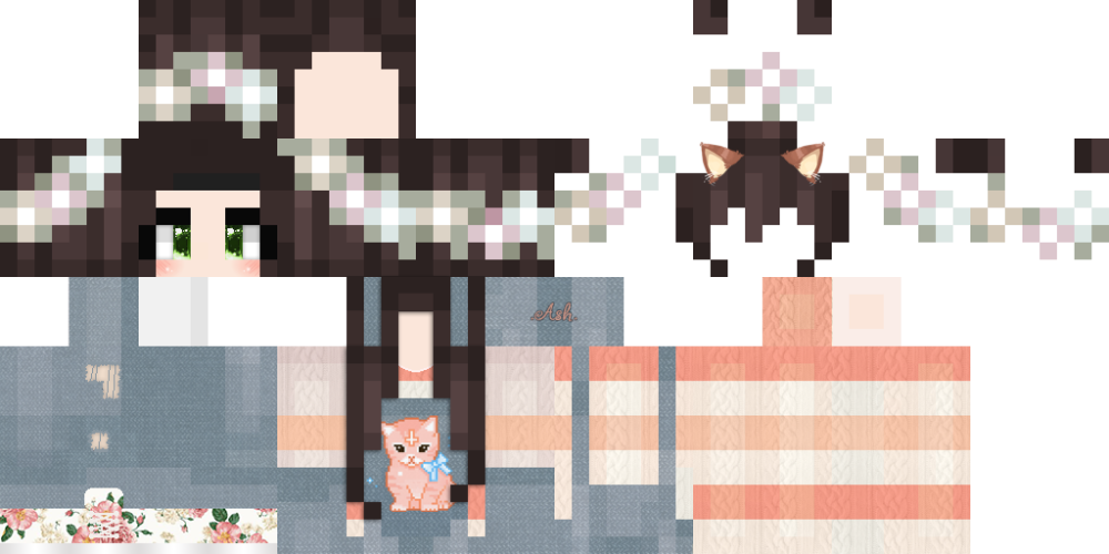 Hd Skins For Minecraft In 2020 Papercraft Minecraft Skin Minecraft Skins Aesthetic Minecraft Girl Skins