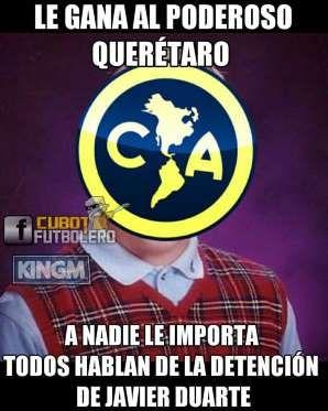Los memes más picantes del fútbol mexicano - Vía Redes Sociales