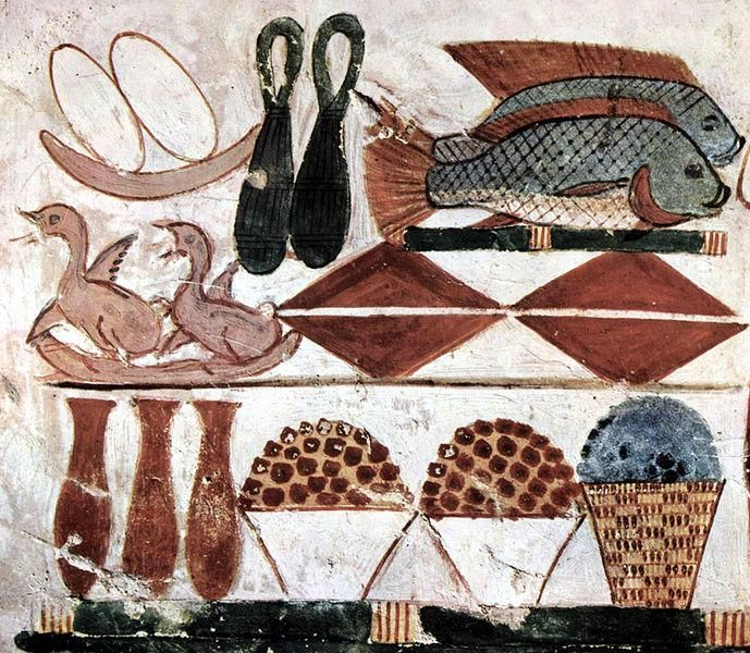 Pin By Sutori On World Religions Ancient Egyptian Paintings Ancient Egyptian Food Ancient Egyptian Art