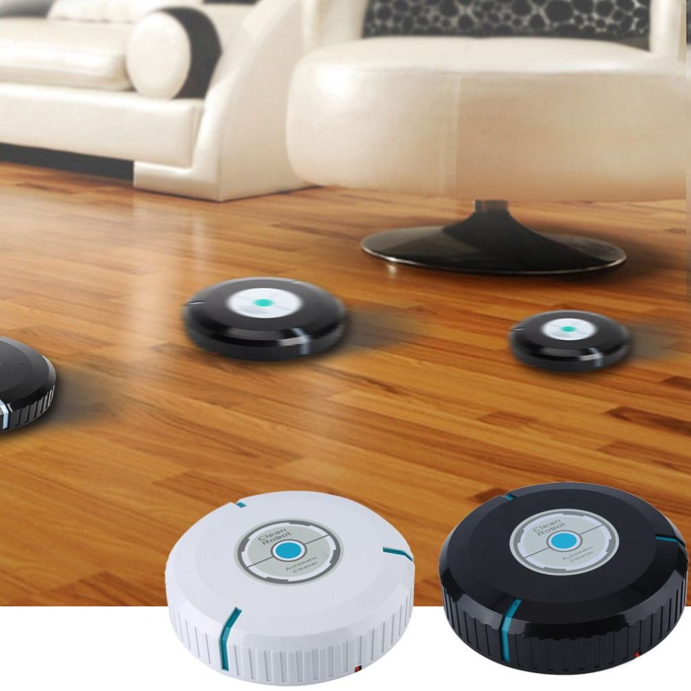 Automatically Cleaner Robot Microfiber Smart Sweeping Robotic Mop