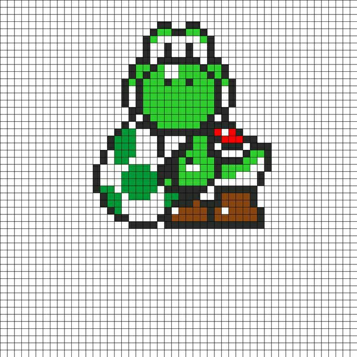 Pin by Katie on graphs | Pinterest | Perler beads, Beads and Stitch