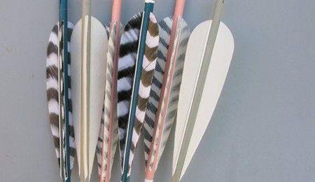 Te presentamos una nueva micro-tendencia que viene pisando fuerte en verano 2014: la decoración con flechas y motivos indios. ¿Te apuntas?
