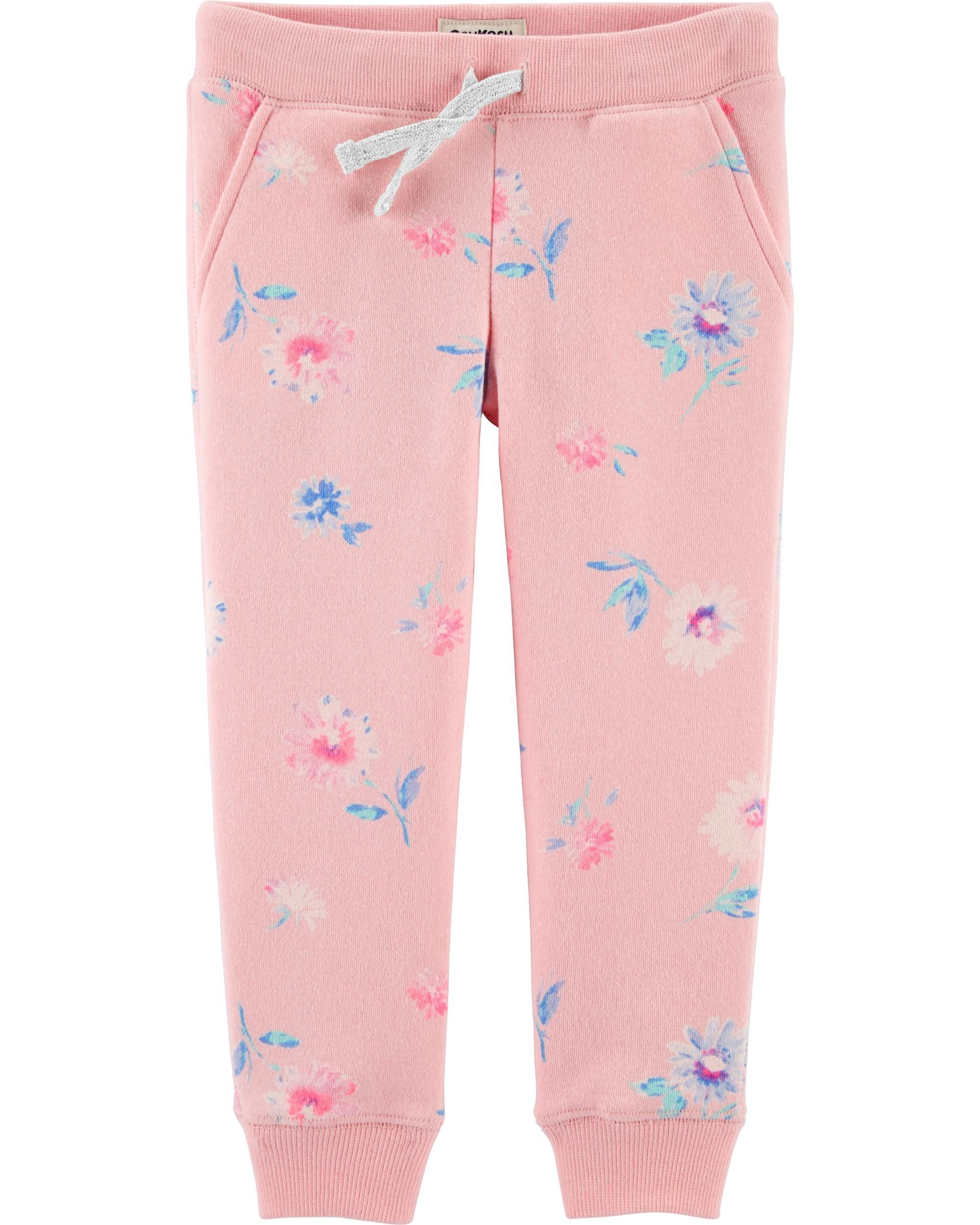 OshKosh Girls Logo Pant Sweatpants