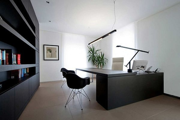 f_a_law_office_design_interior3 - brown and white