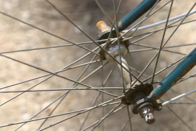 How To Get Rid Of Rust On Bicycle Spokes With Images Bicycle