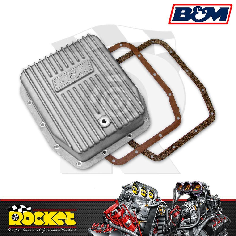 B&M Cast Aluminium Deep Transmission Pan (Ford AOD/AODE/4R70W