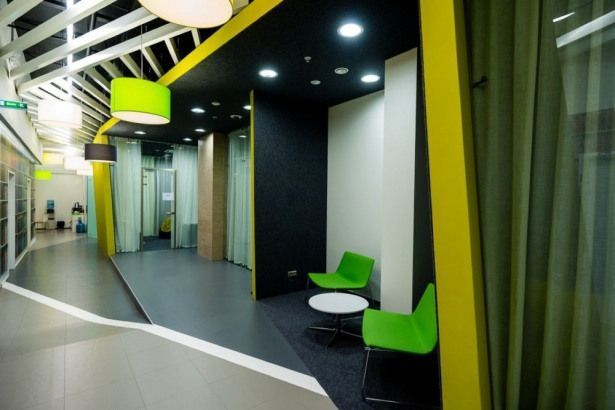 Photo of Yandex Saint Petersburg 3  / za bor architects #recreationalroom #recreational #…,  #archit…