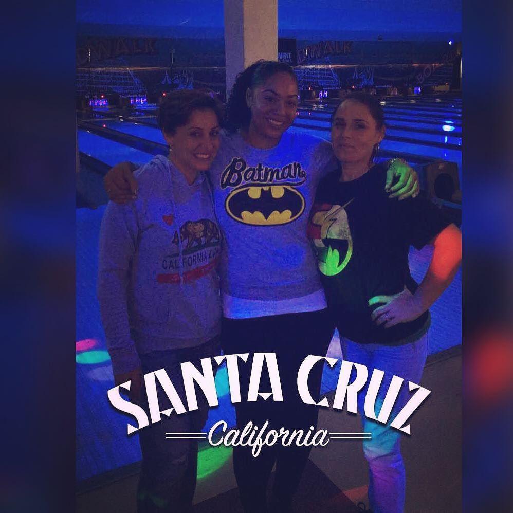 Santa Cruz CA: #SantaCruz #BoardWalkBowl #SaturdayNightChillin by shalinamarie83