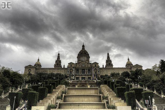 Barcelona's Museu D'Art De Catalunya