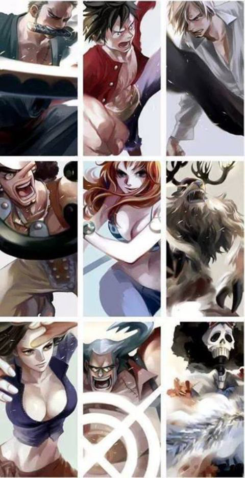 Image about cool in one piece by Elka chan on We Heart It