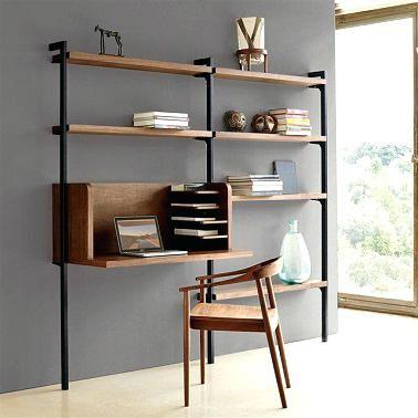 la redoute meuble bureau un am nagement bureau tag res bois design