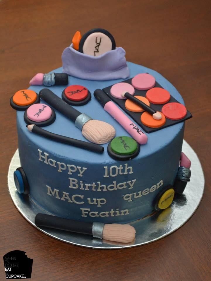 mac queen birthday cake recips Pinterest Queens birthday