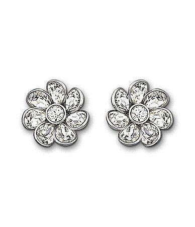Swarovski Renee Stud Earrings Dillards