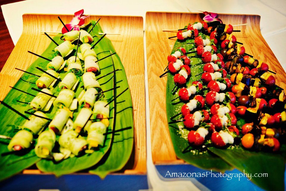 Easy luau recipes appetizers