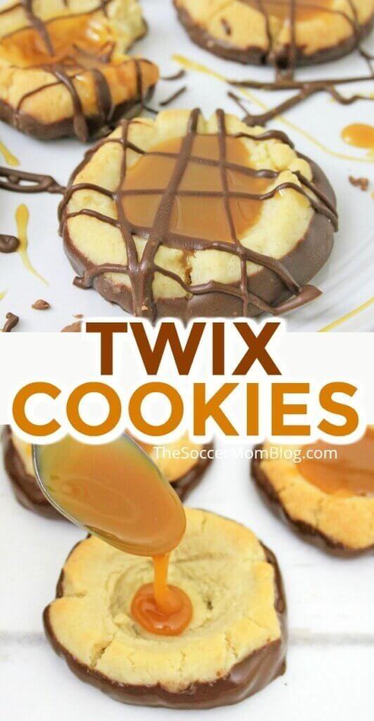 TWIX COOKIES #twixcookies