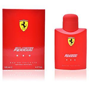 234b439de1 Comprar Perfumes Homem SCUDERIA FERRARI RED edt vaporizador 125 ml.