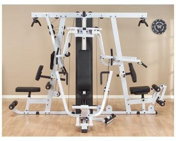 3922277d80a Body Solid EXM4000S Triple Stack Home Gym