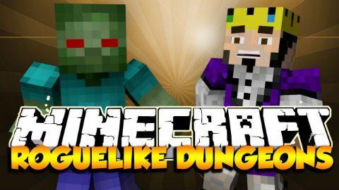 Roguelike Dungeons Mod Minecraft Mods - Mapas para minecraft 1 10 2