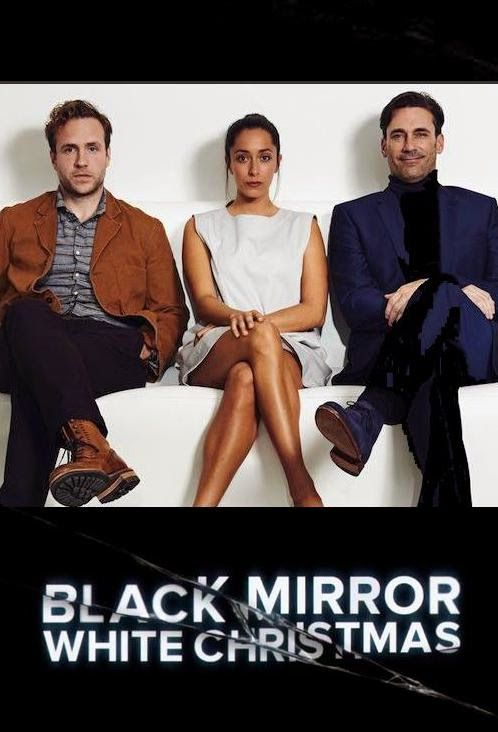 Black Mirror Christmas Special.An Art Called Black Mirror White Christmas Season 3