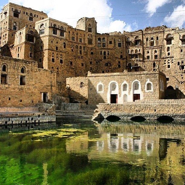 حبابة، اليمن  Habbaba, Yemen  By @m_khoory