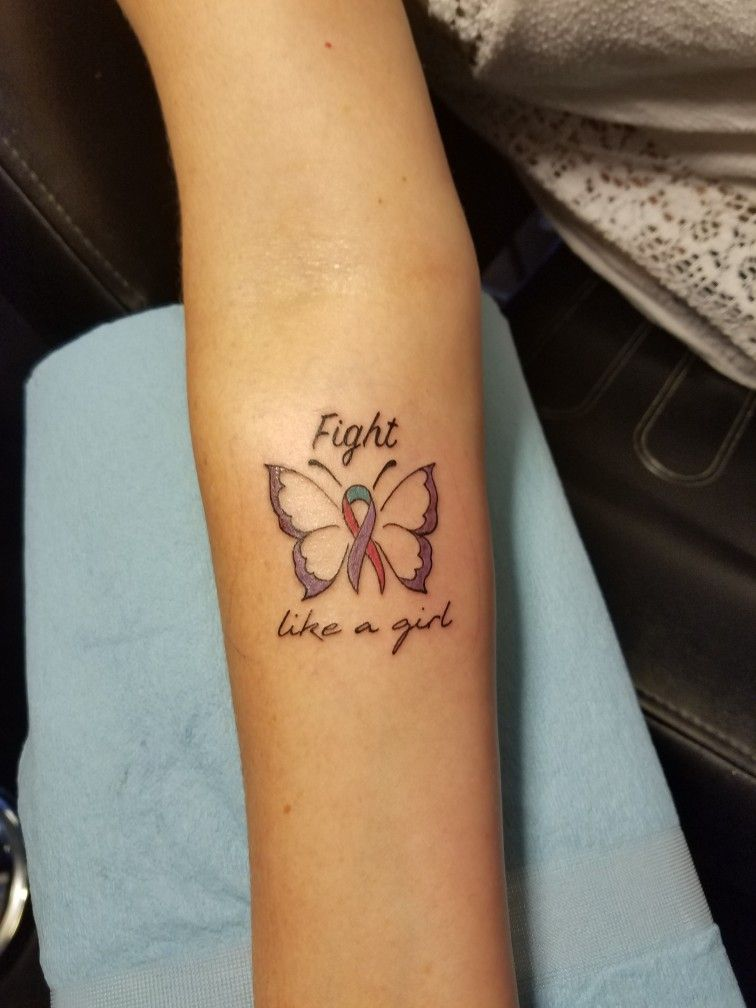 Thyroid Cancer Tattoos : thyroid, cancer, tattoos, Thyroid
