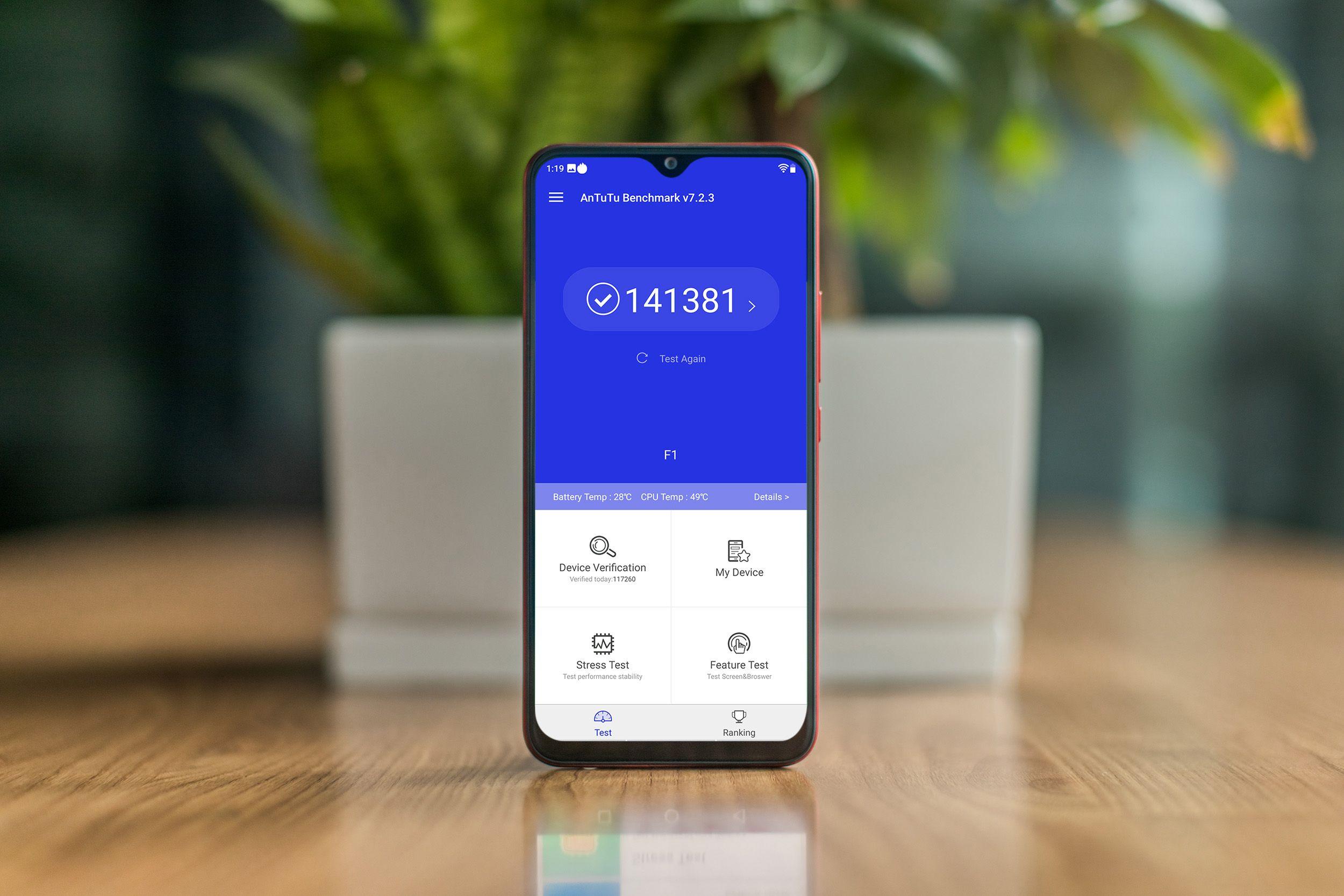 UMIDIGI smartphone F1--- Flagship Killer 2 Max Speed, Max Power