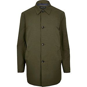 wide selection unbeatable price really comfortable Green smart minimal mac coat | it's nice that | Men's coats ...